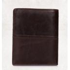 Мужской кожаный коричневый портмоне Bexhill bx0233C - Фото № 101