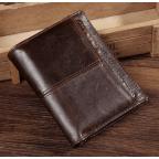 Мужской кожаный коричневый портмоне Bexhill bx0233C - Фото № 105