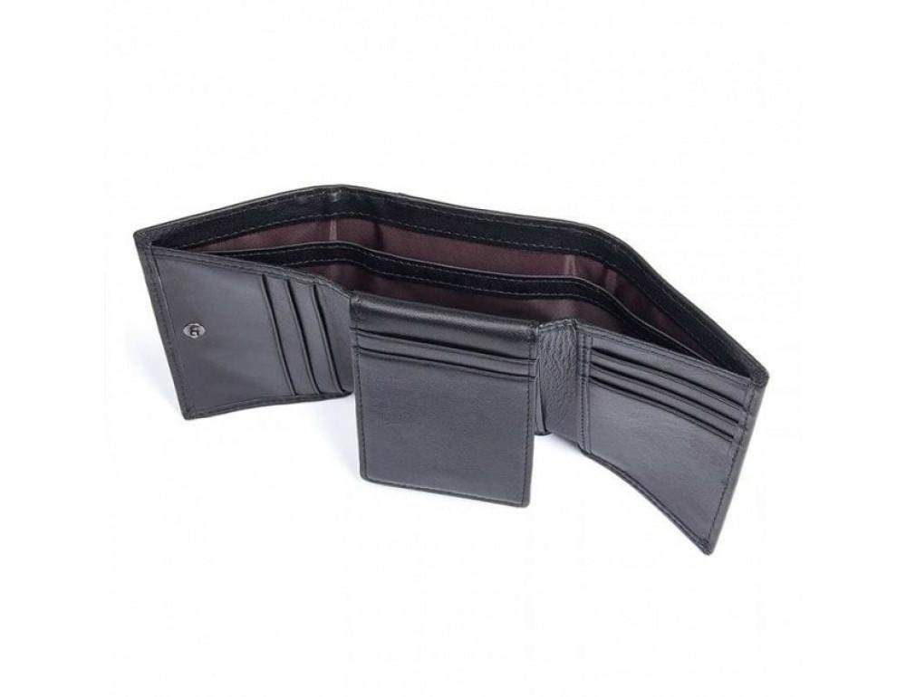 Портмоне TIDING BAG R-8105A чёрный - Фото № 3