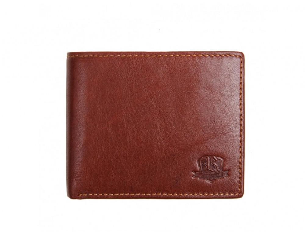 Кожаный портмоне Ruff Ryder RR-38251W светло-коричневый - Фото № 2