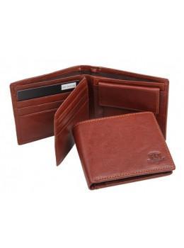 Кожаный портмоне Ruff Ryder RR-38251W светло-коричневый
