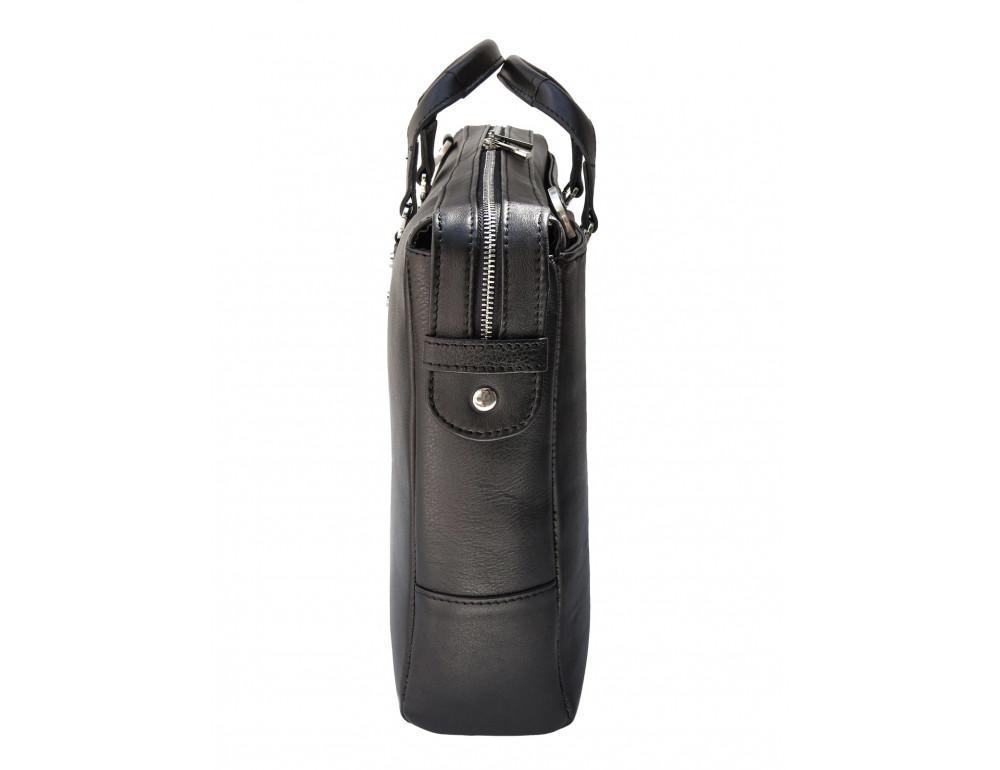 Чоловіча шкіряна сумка портфель Newery N1025GA - Фотографія № 2