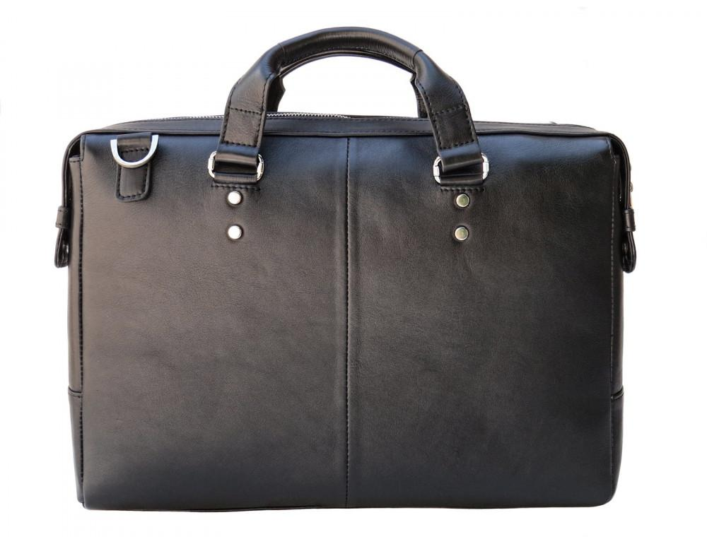 Чоловіча шкіряна сумка портфель Newery N1025GA - Фотографія № 3
