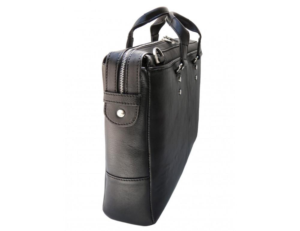 Чоловіча шкіряна сумка портфель Newery N1025GA - Фотографія № 6