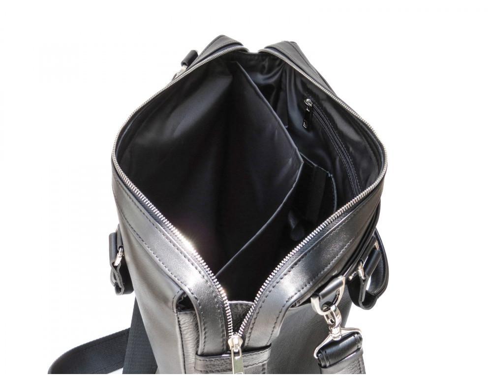 Чоловіча шкіряна сумка портфель Newery N1025GA - Фотографія № 11