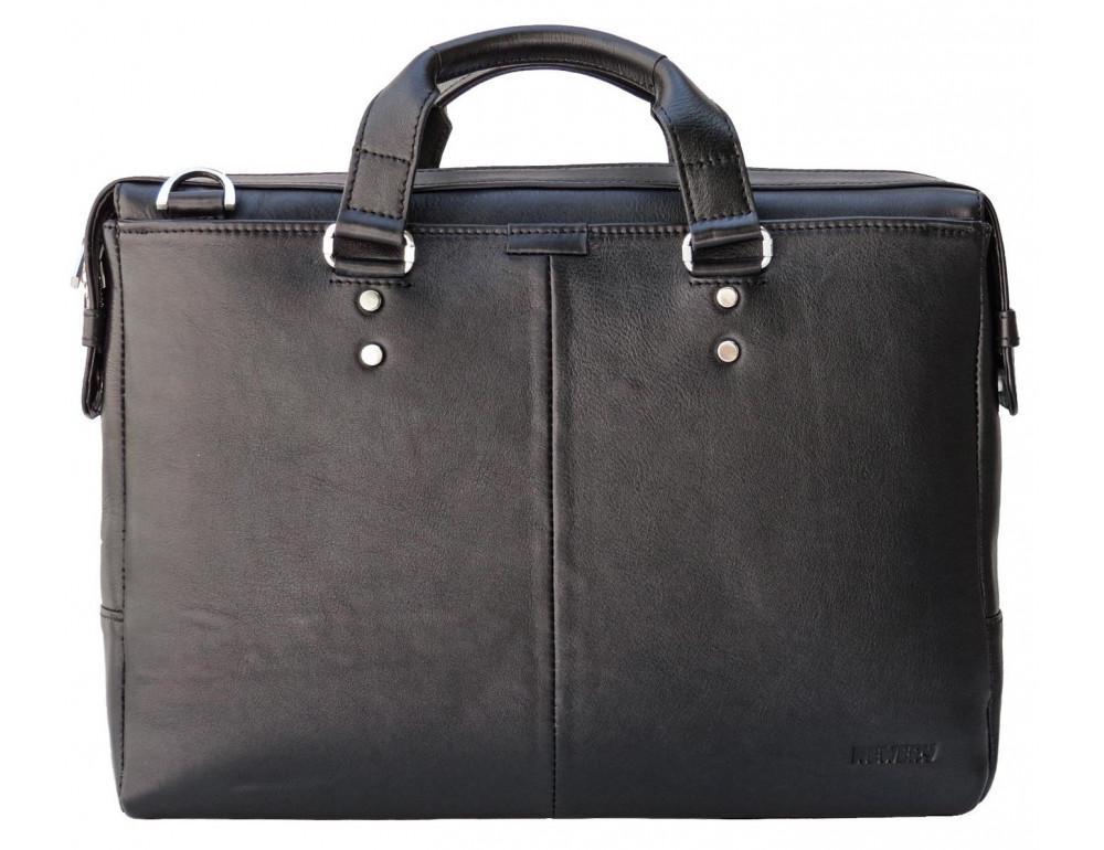 Чоловіча шкіряна сумка портфель Newery N1025GA - Фотографія № 1