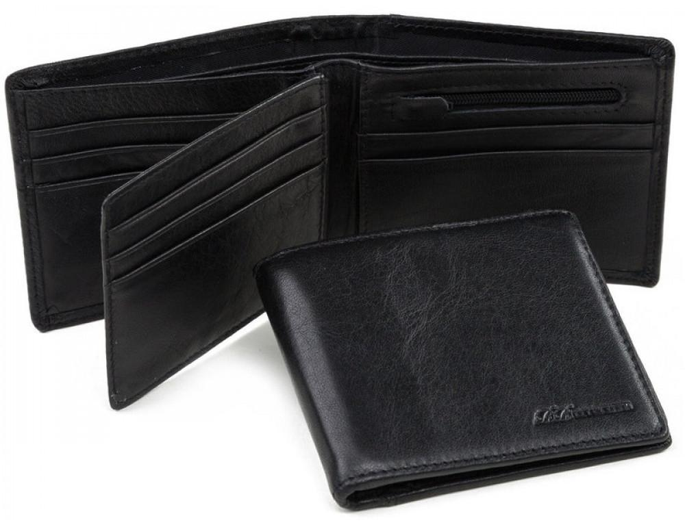 Чоловічий шкіряний гаманець Ruff Ryder RE-0228WA