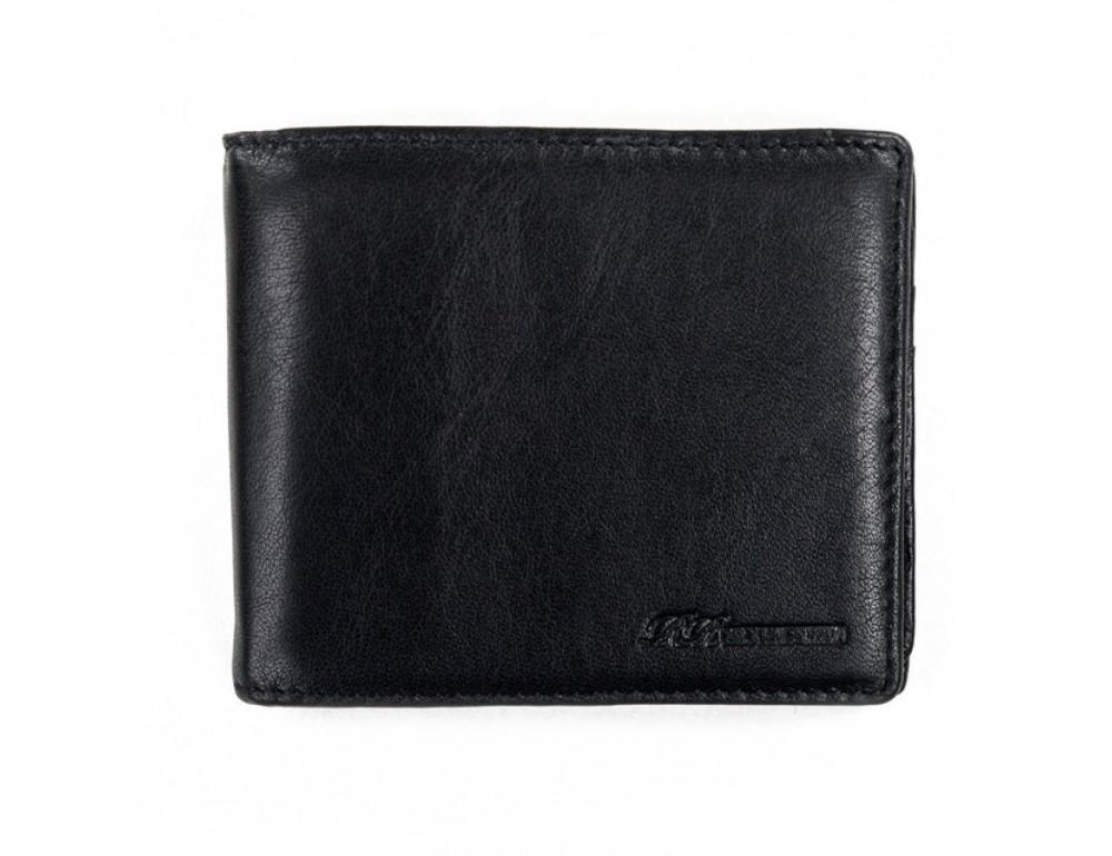 Мужской кожаный кошелёк Ruff Ryder RE-0228WA - Фото № 2