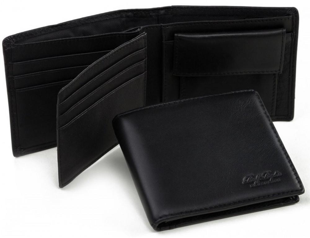 Мужской кожаный кошелёк Ruff Ryder RE-0229WA - Фотографія № 1