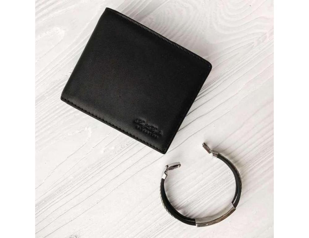 Мужской кожаный кошелёк Ruff Ryder RE-0229WA - Фотографія № 3