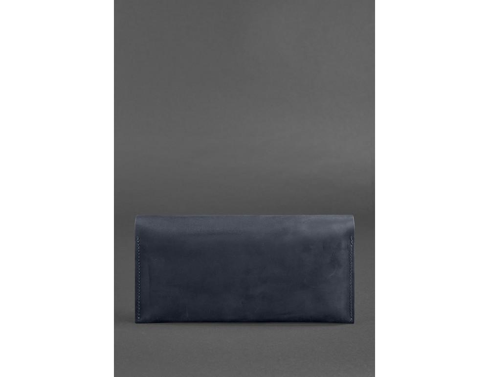 Кожаный травел-кейс синего цвета Blanknote BN-TK-2-nn - Фото № 3