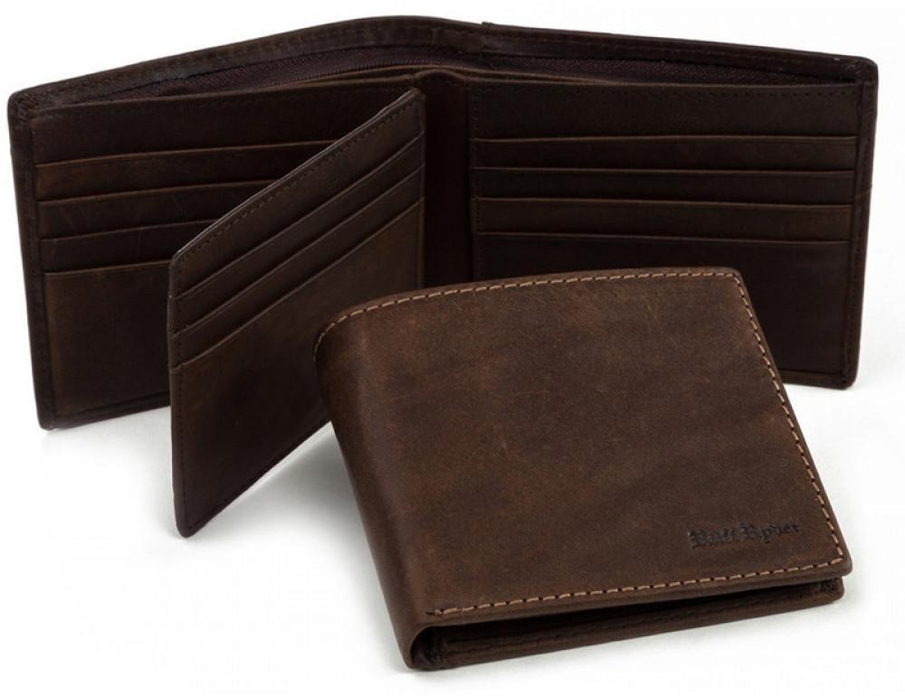 Чоловічий шкіряний гаманець Ruff Ryder RR-37928WB