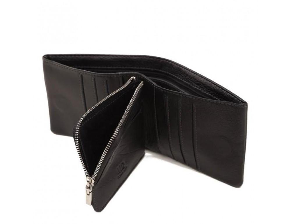 Мужской кожаный кошелёк MS Collection TR5M-387 - Фото № 2