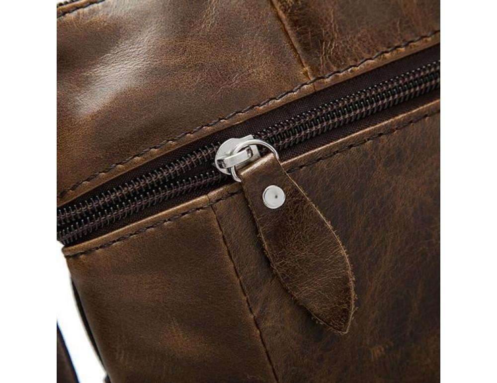 Мужская кожаная сумка-мессенджер Bexhill BX124 - Фото № 3