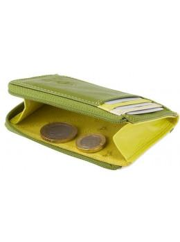 Женский кошелек-картхолдер RB 110 Phi-Phi (lime/multi) салатовый