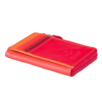 Женский кошелек-картхолдер RB110 RED M темно-красный - Фото № 101