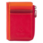 Женский кошелек-картхолдер RB110 RED M темно-красный - Фото № 103