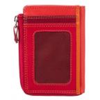 Женский кошелек-картхолдер RB110 RED M темно-красный - Фото № 102