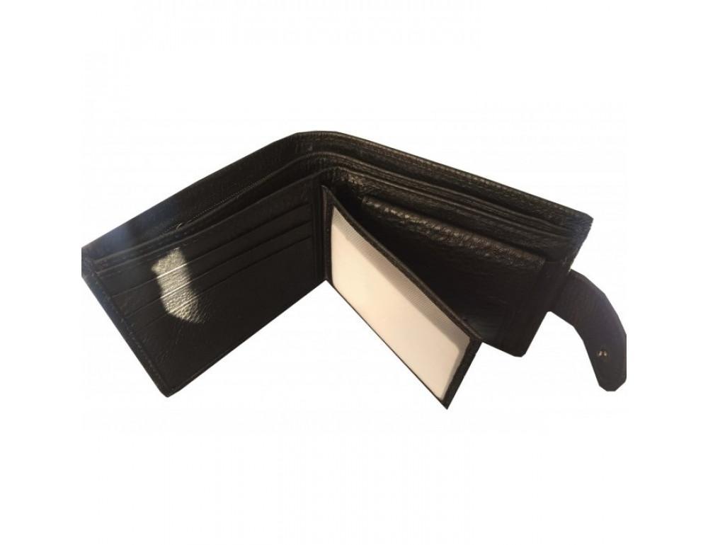 Мужской кожаный портмоне Horton Collection TR791A - Фото № 4