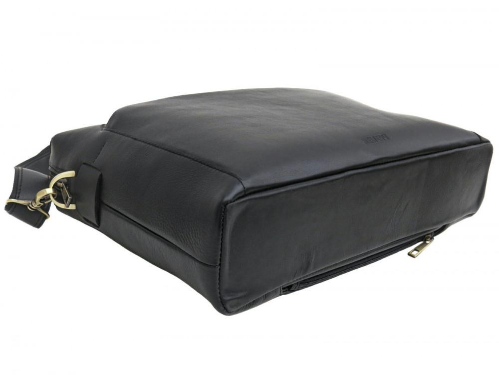 Стильна чоловіча шкіряна сумка Newery N1930NA - Фотографія № 8