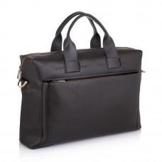 Брендовая кожаная сумка под документы NEWERY N1930GC