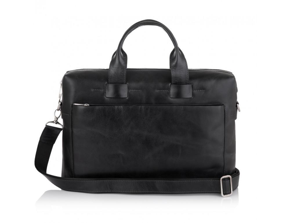 Стильна чоловіча шкіряна сумка Newery N1930NA - Фотографія № 7