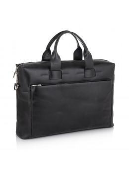 Стильная мужская кожаная сумка Newery N1930NA