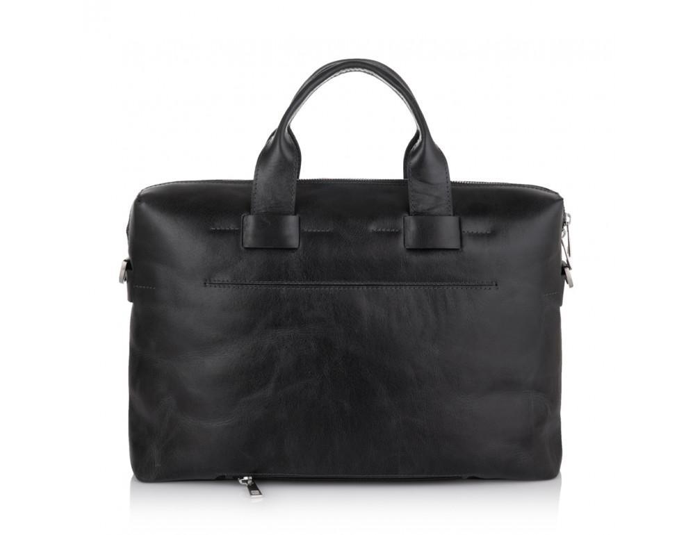 Стильна чоловіча шкіряна сумка Newery N1930NA - Фотографія № 3