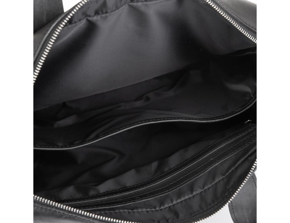 Стильна чоловіча шкіряна сумка Newery N1930NA - Фотографія № 5