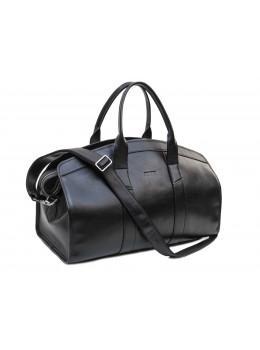 Стильная дорожная сумка из натуральной кожи Newery N1970GA