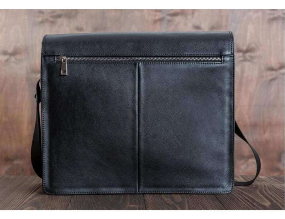 Большая классическая сумка через плечо Newery N1990GA - Фото № 2