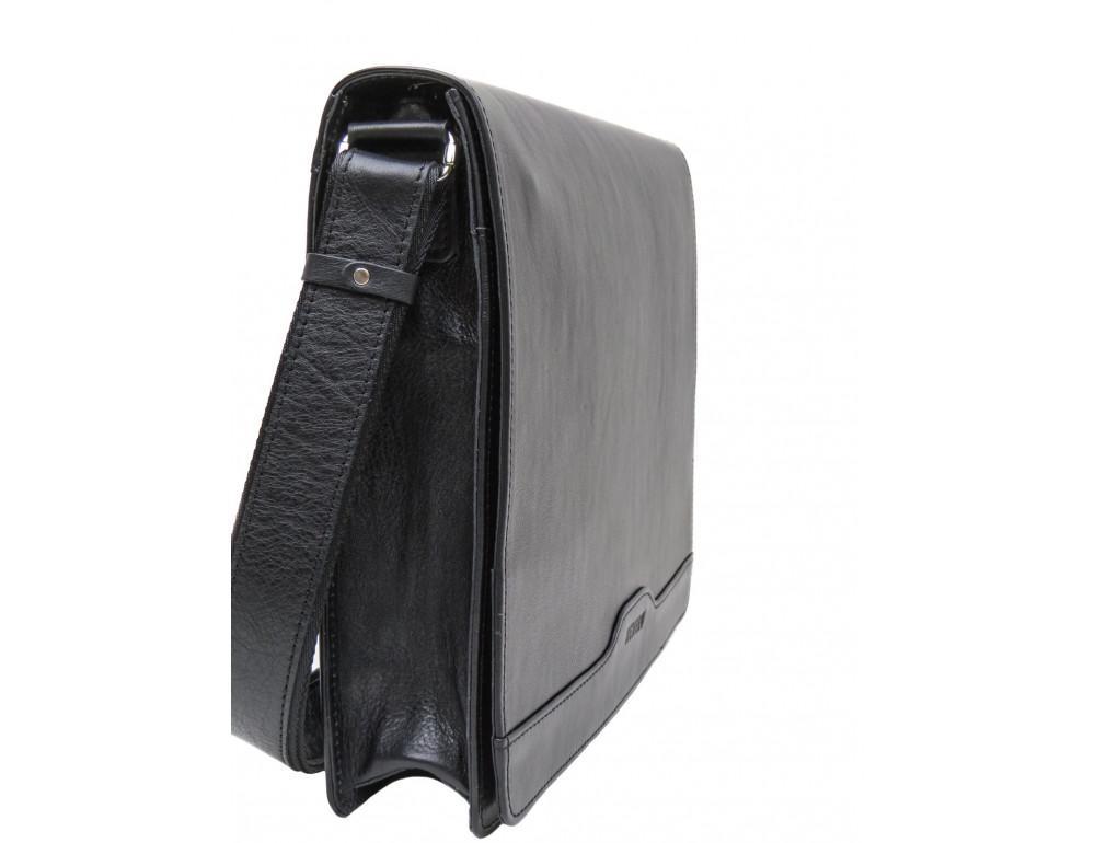 Большая классическая сумка через плечо Newery N1990GA - Фото № 5
