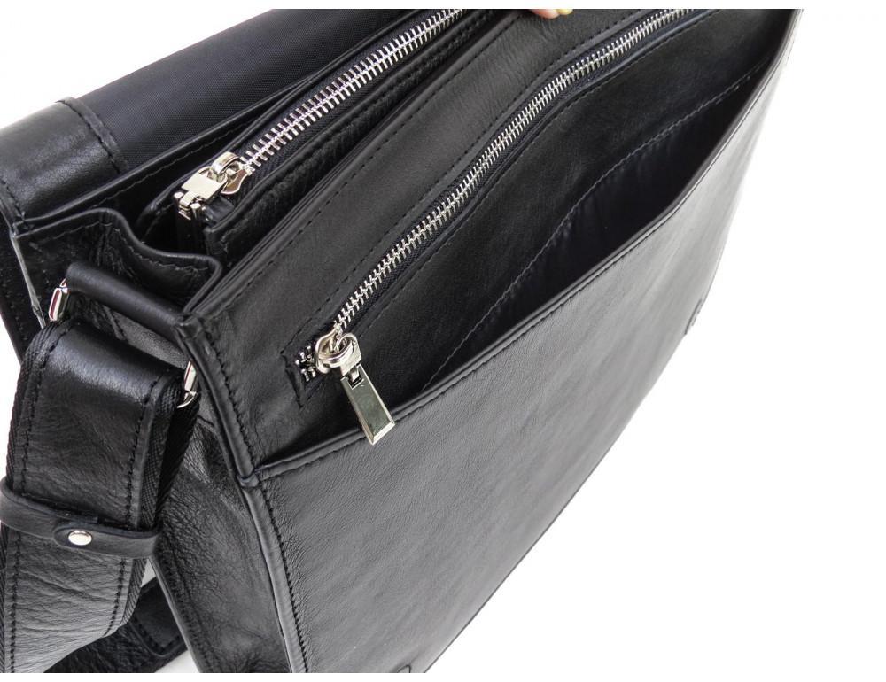 Большая классическая сумка через плечо Newery N1990GA - Фото № 8
