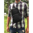 Мужской рюкзак Louis Vuitton N41720 чёрный - Фото № 101