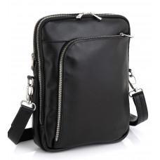 Молодіжна шкіряна сумка через плече Newery N7788GA