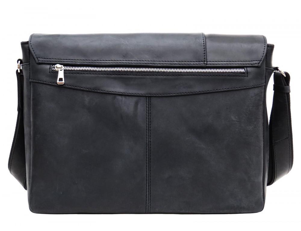 Большая мужская сумка через плечо Newery N8128KA - Фото № 3