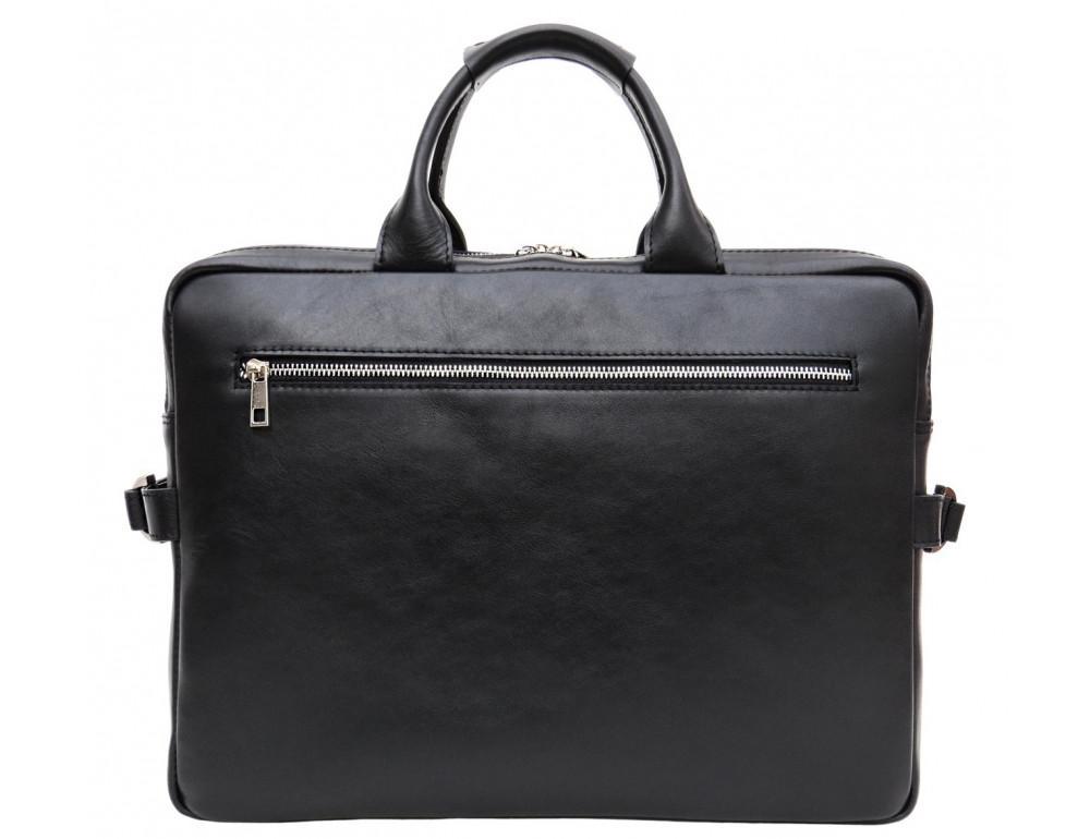 Мужской кожаный портфель Newery N9523GA - Фото № 3