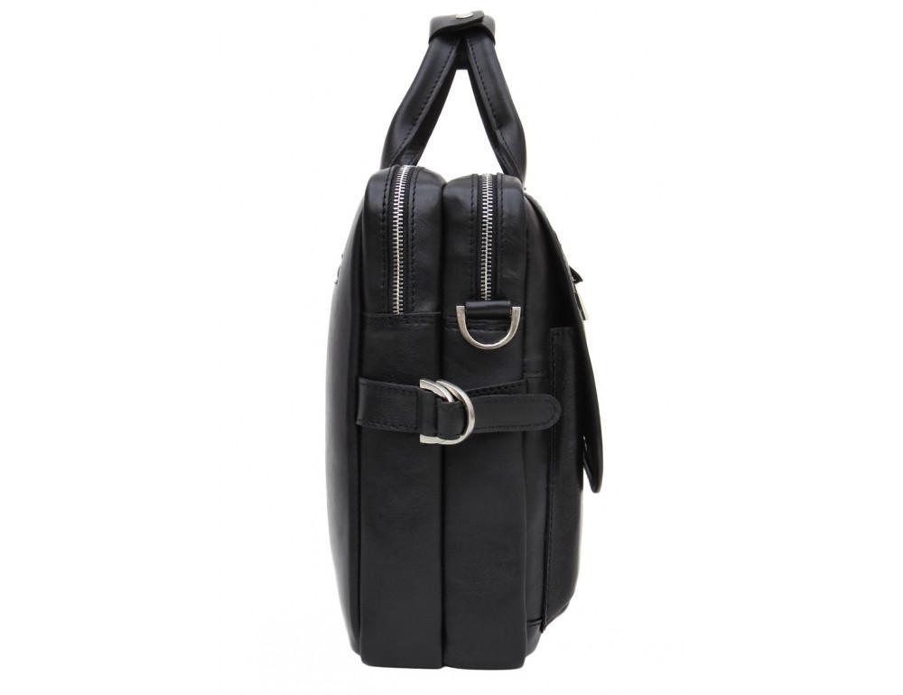 Мужской кожаный портфель Newery N9523GA - Фото № 4