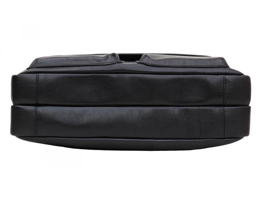 Мужской кожаный портфель Newery N9523GA - Фото № 5