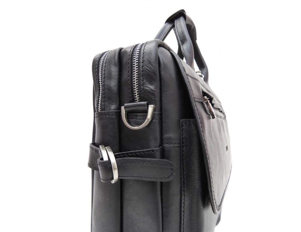 Мужской кожаный портфель Newery N9523GA - Фото № 6