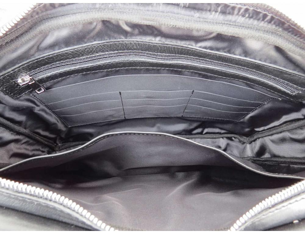 Мужской кожаный портфель Newery N9523GA - Фото № 11