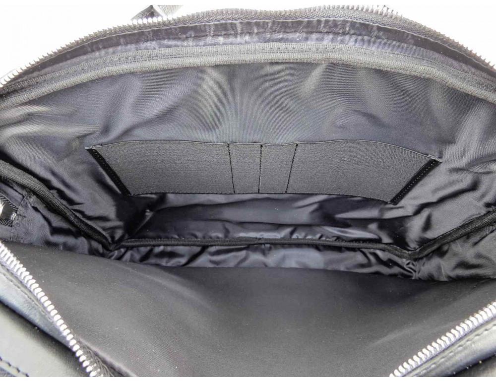 Мужской кожаный портфель Newery N9523GA - Фото № 12