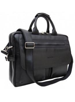 Чоловічий шкіряний портфель Newery N9523GA