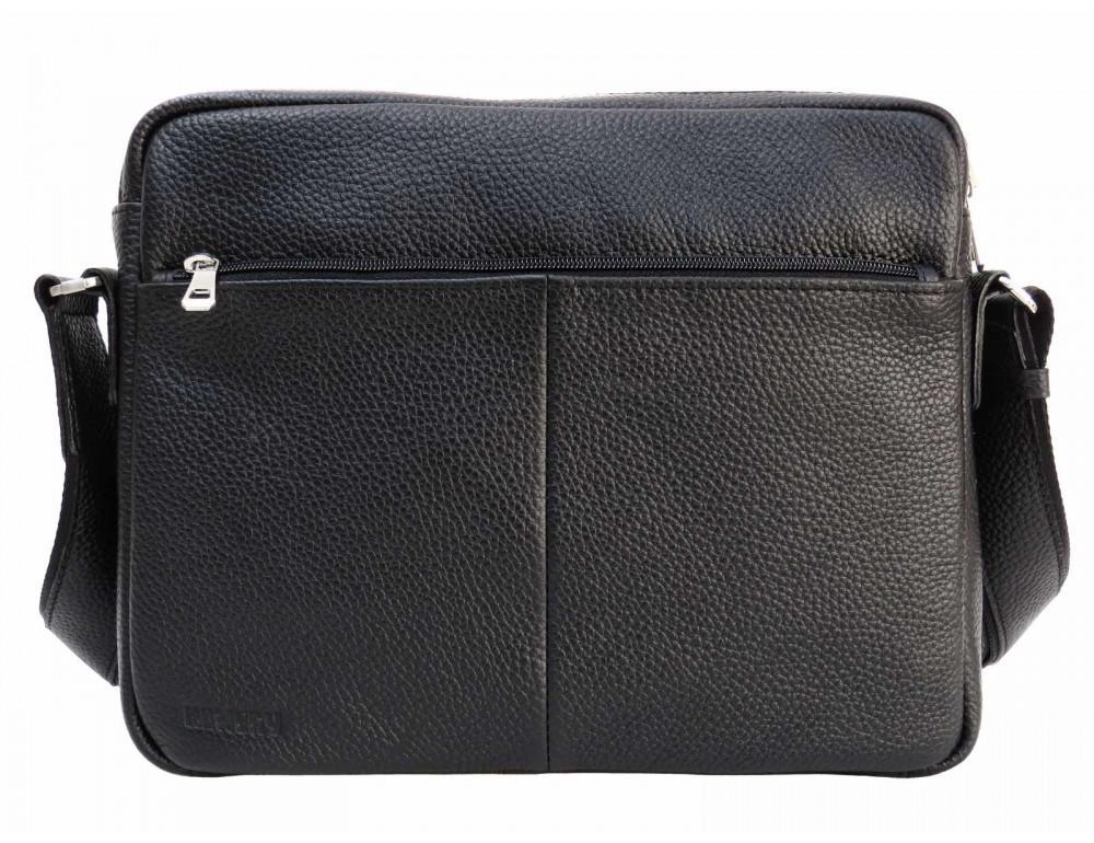 Молодёжная кожаная сумка через плечо Newery N9812FA - Фото № 2
