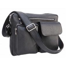 Молодіжна шкіряна сумка через плече Newery N9812FA