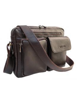 Стильная мужская сумка формата А-4 Newery N9812GC