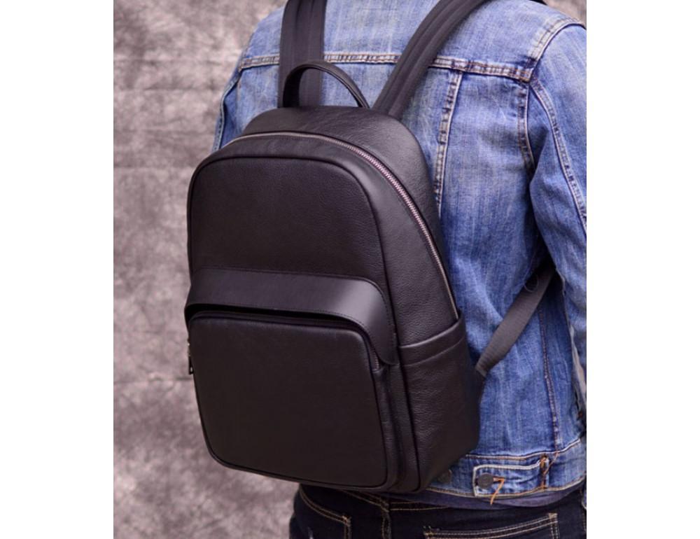 Кожаный рюкзак Tiding Bag NB52-0903A - Фото № 2