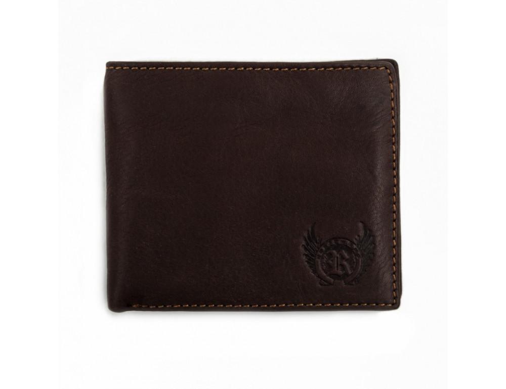Мужской кожаный кошелёк Ruff Ryder RR-3737WB - Фото № 2