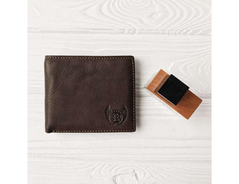 Мужской кожаный кошелёк Ruff Ryder RR-3737WB - Фото № 3