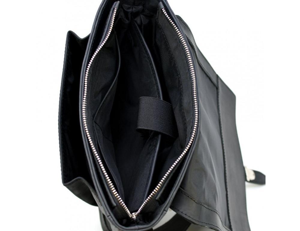 "Чёрная сумка через плечо на 13""1 TARWA RA-1811-4lx - Фото № 2"